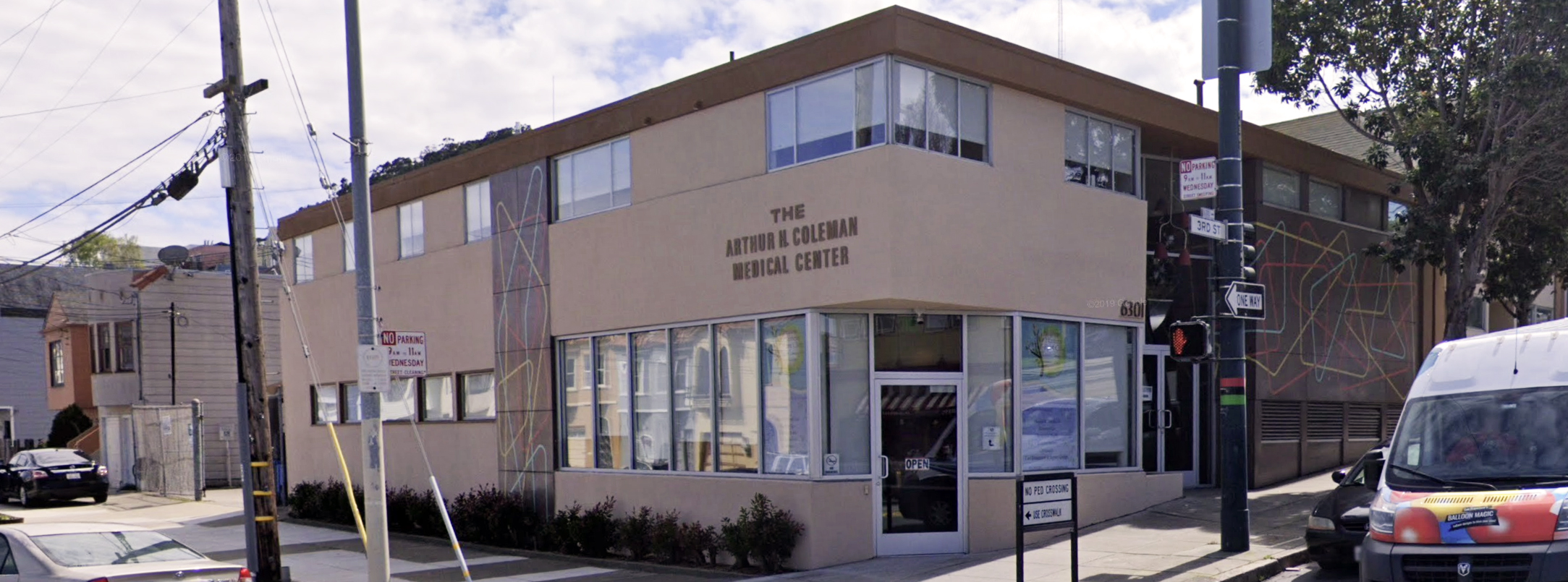 Marin Health Center, San Francisco