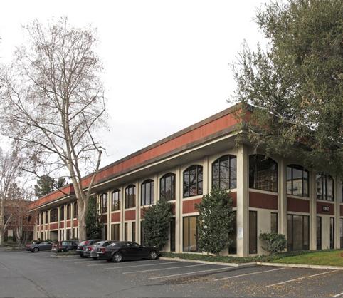 Los Altos Office Complex, Los Altos