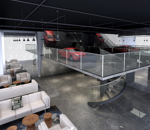 Scion Show Room