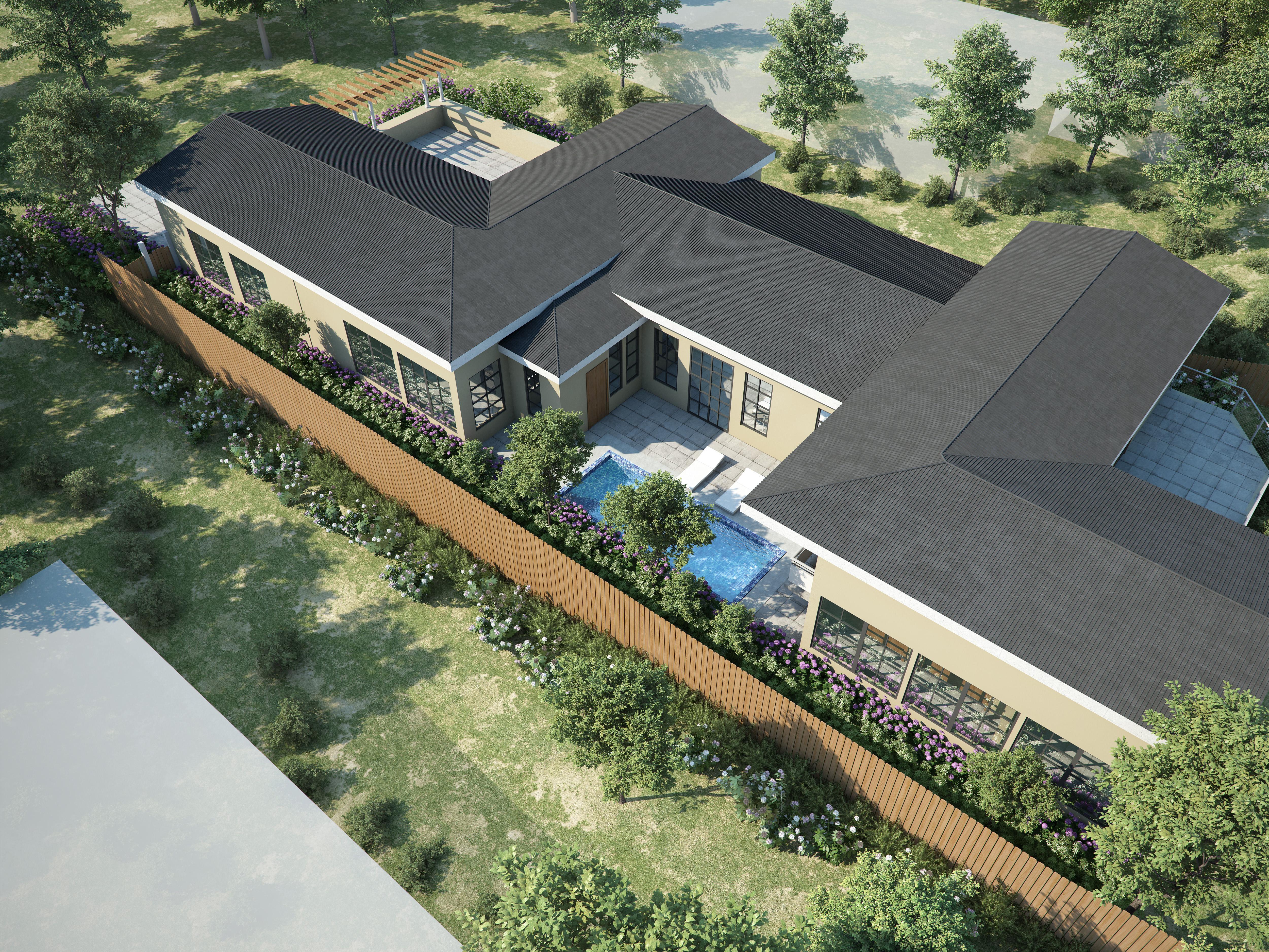Hirshberg Residence, Hayward Hills