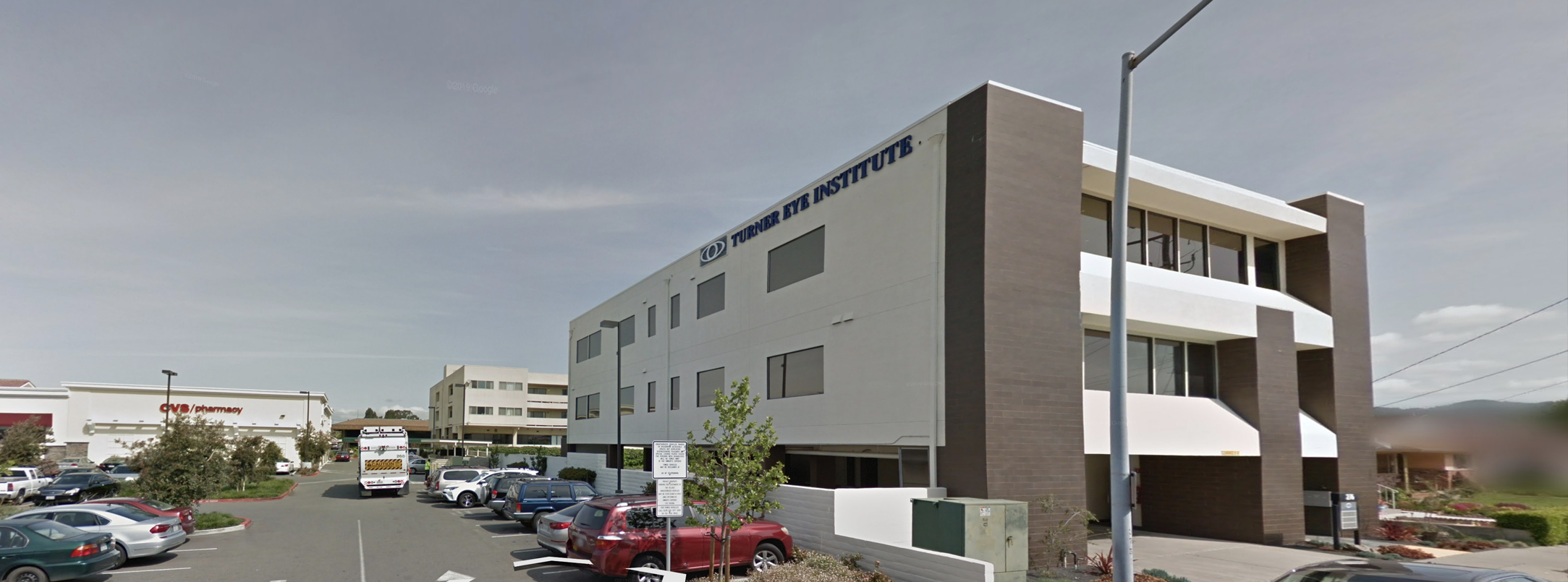 Turner Eye Institute, Downtown San Leandro