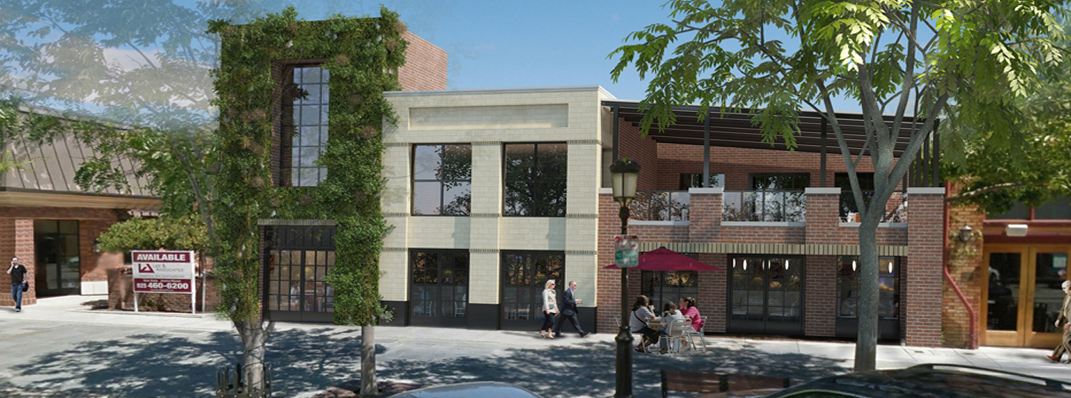 Infill Retail, Downtown Livermore