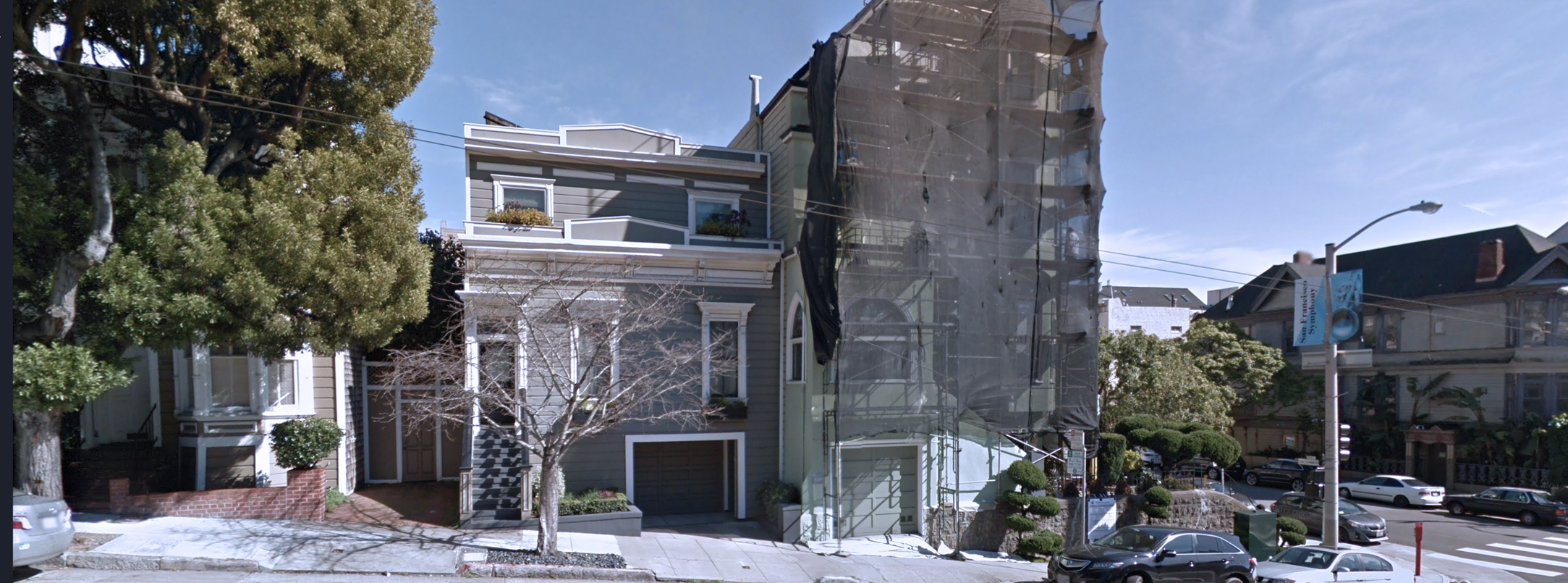 Fois Home, Pacific Heights, San Francisco